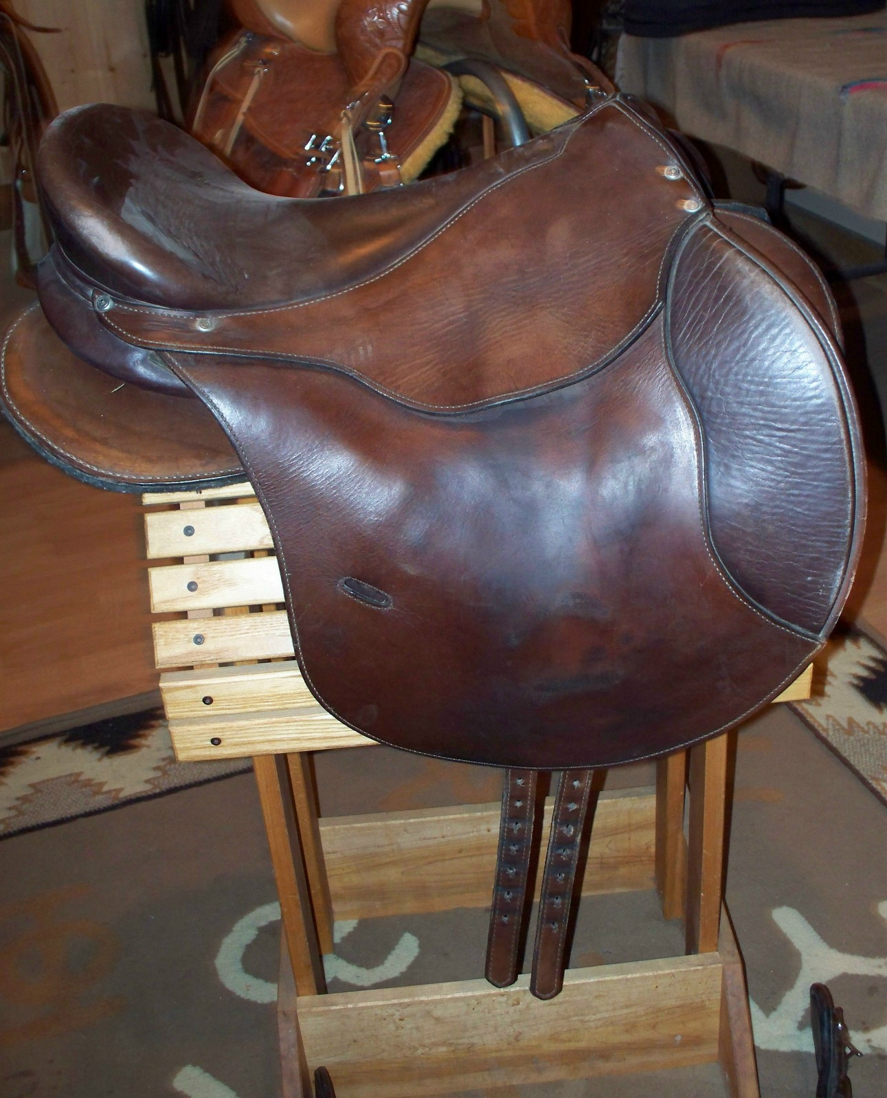Timberline Harmony English Saddle